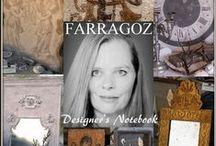 Brands-Farragoz / More Brands Boards: Anthropologie*Farragoz*Ikea*IndiaHicks*Pizitz*PotteryBarn*RalphLauren*RestorationHardware / by Tina