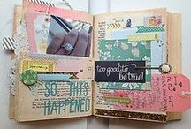 scrapbooking / by Christelle Diss