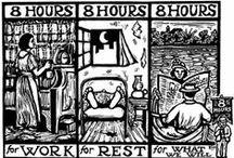 Economics and labour / by Laura Pérez Ortiz