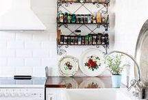 Kitchen / by Tina Dirksen
