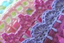 Crochet & knitting / by Leslee Shepler
