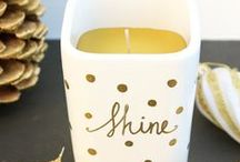 Embracing Creativity / Simple crafts and projects that you can attempt at home. / by Ashley Walkup {EmbracingBeauty.com}
