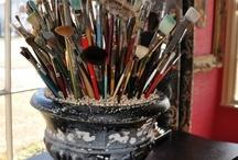 Craft Room / by Tammie Freeman