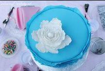 Creative Cakes / by Ashley Walkup {EmbracingBeauty.com}