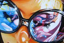 Sunglasses / by Hannah Le Grand