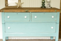 painted furniture / by beachcomber