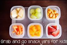 Snack Ideas / by OXO Tot