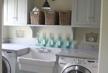 Heather and Lou's Laundry Room / by Heidi Sentivan