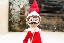 Elf on the Shelf / by Sabrina James