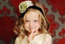 Little Girl Style / by Ashley Walkup {EmbracingBeauty.com}
