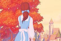 Beauty & The Beast <3 :) / My favorite Princess ♡ / by Araceℓi