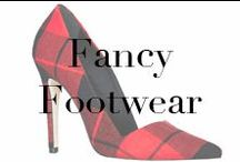 Fancy Footwear / by A Lacey Perspective