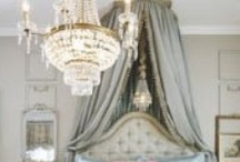 "Glamorous Decor / by Christie Repasy Designs~ ""Chateau de Fleurs"""
