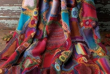 I'm on Hooks and Needles / Crochet and Knitting / by Jo Brewster