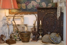 "Victorian Boudoir / Gypsy Flair / by Christie Repasy Designs~ ""Chateau de Fleurs"""