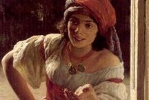 Women in Art  / by D.J. Connell