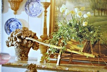 "Country French / by Christie Repasy Designs~ ""Chateau de Fleurs"""