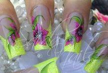 Nail Designs / by Lori Gage