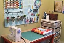 Sewing Room.  / by girasole