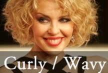 Curly Wavy Hairstyles for Women  / Pictures of Sexy Curly Hairstyles & Wavy Hairstyles for Women / by Hairstyles Weekly