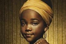 Faces of the World / Cultural Anthropology / by Shinada Wynter
