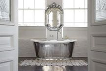 Bathrooms / All about bathrooms / by Angela 'Caught your Eye'