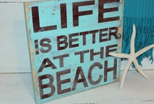 Sunny Days & Beach days / Dreaming of those Lazy Days in the Sun :-)  / by Angela 'Caught your Eye'