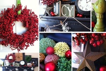 Christmas  / by Christine Gustafson