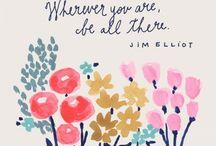 Quotes. / by Emma Cutillo