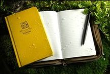 As Seen On..... / by Rite in the Rain Notebooks