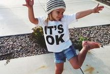 Playground Fashionistas / children who are much too cool for school. / by Shaun Holyoak