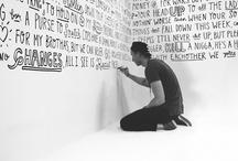 The Written Word / by Shaun Holyoak