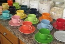 My Fiesta Obsession! / Rainbow colors and they're American made. / by Suzanne Krzyzek