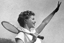 Swinging / I love tennis. / by Lara Rossignol