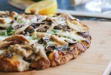 Recipes - Pizza anyone?  / by Diana L Denney
