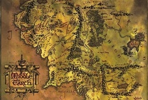 Middle Earth / All Middle Earth, All The Time. / by Alena Ruman
