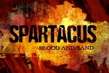 Spartacussssss / If you love the new Starz series Spartacus, look no further. There's TONS more out there, but here's a little at least!! / by Just Jennifer Bee