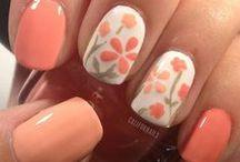 Funky Fingernails / by Katy Seyller