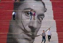 ~ Stairways ~ / ~ Fantastic Architectural Works of Art ~ / by Mach die BESTE aus DIR