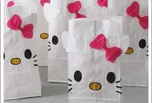 Hello Kitty party / by Sara Lee