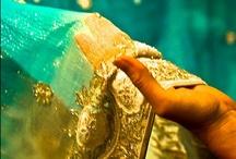 *~ Fantastic Fabrics ~* / Wonderfull fabrics / by Mach die BESTE aus DIR