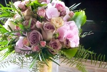 Ramo de novia - Ram de nuvia - Bridal bouquet / http://www.artesaniaflorae.com / by Jukka Heinonen
