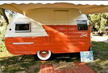 Vintage Campers Inspiration / by Jackie Noble