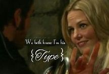OUAT / Once Upon A Time.  Although strictly speaking, this board should really be named Captain Hook. :) / by Karen Moreno