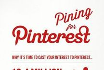 Pinterest knowledge  / All articles, infographics about #Pinterest  / by Pedro Caramez // Linkedin / Social Media
