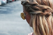 hair to the throne / by Abigail Clark