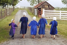 Amish Grace.... / I've always been fascinated by the Amish and Mennonite people and their cultures. / by Judy Ridings :)