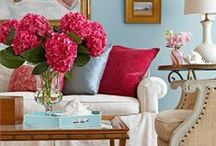 Southern Living in Style / by Elizabeth's CabbageRoses and More