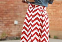 Ziggg Zaggg!!! / All things CHEVRON... / by Judy Ridings :)