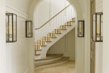 MAKE AN ENTRANCE SPACE / Fabulous entry ways, foyers and mudrooms... / by jennifer schoenberger